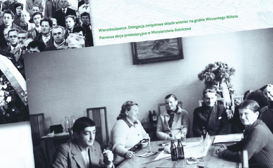 karta z kalendarza – PAŹDZIERNIK 1981